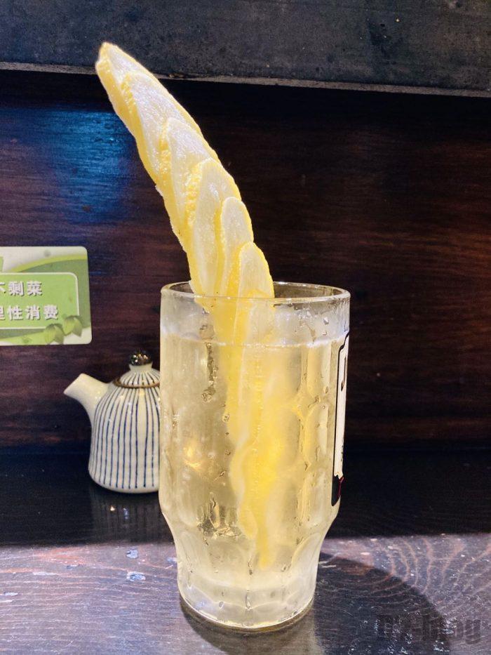 上海ころり氷結レモンハイボール横