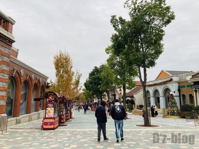 上海ディズニータウン⑨