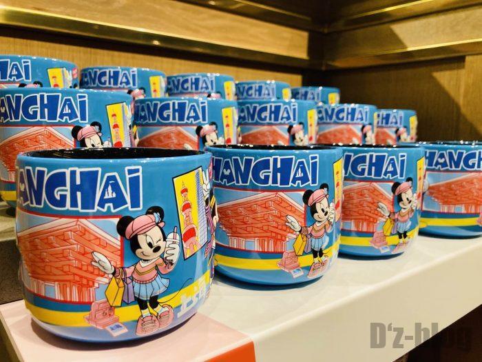 上海ディズニータウン土産屋店内㊽