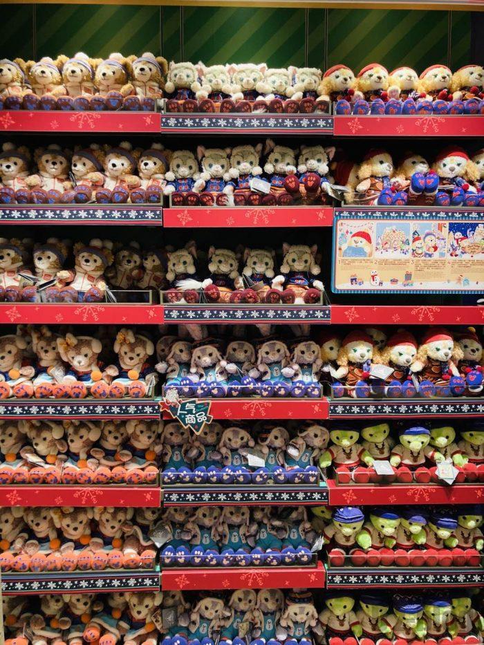 上海ディズニータウン土産屋店内103