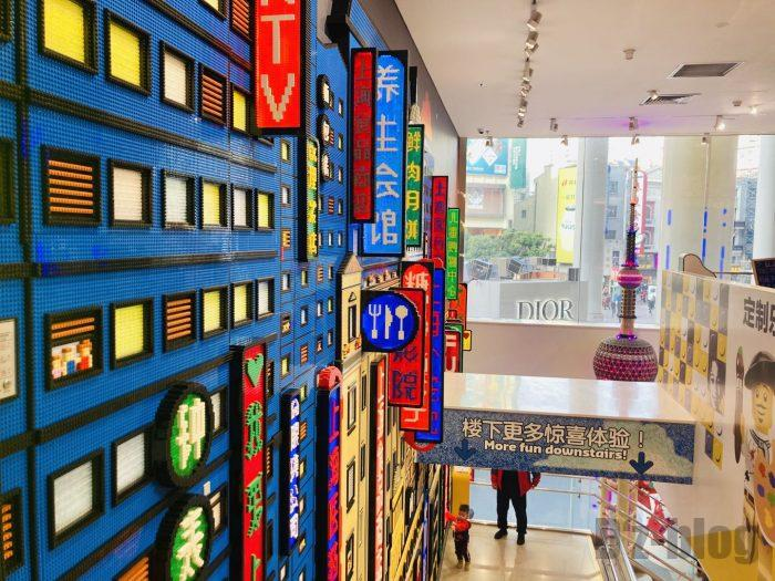 上海レゴショップ店内⑱