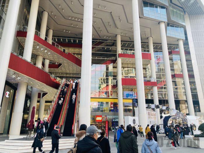 上海レゴショップ百貨店