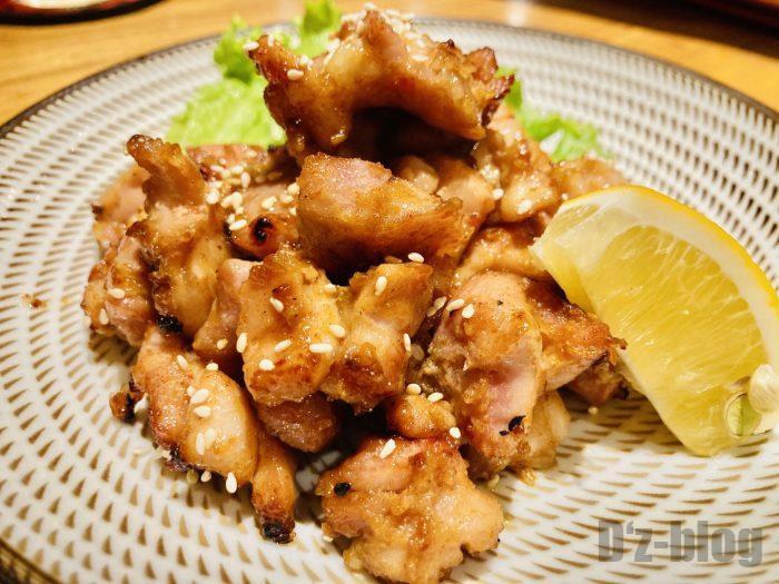 上海九州彦蔵鶏の味噌焼