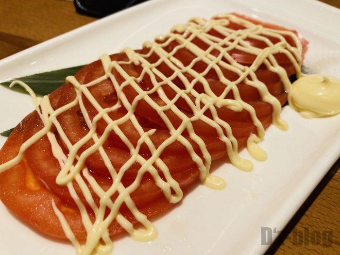 上海味季冷やしトマト
