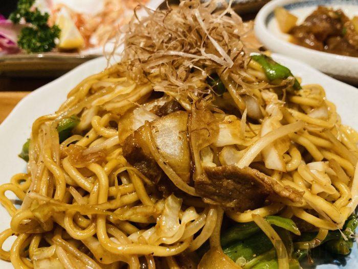 上海味季焼きそば