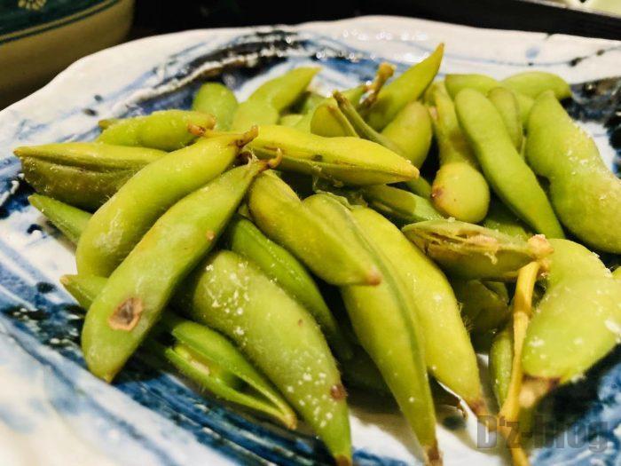 上海布良瀬枝豆