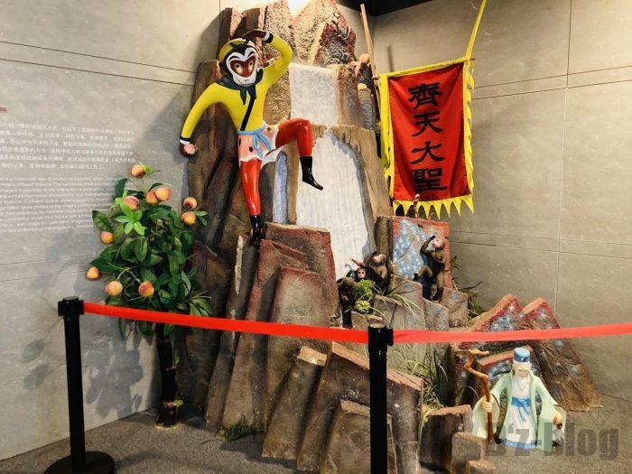 上海漫画博物館館内㉓