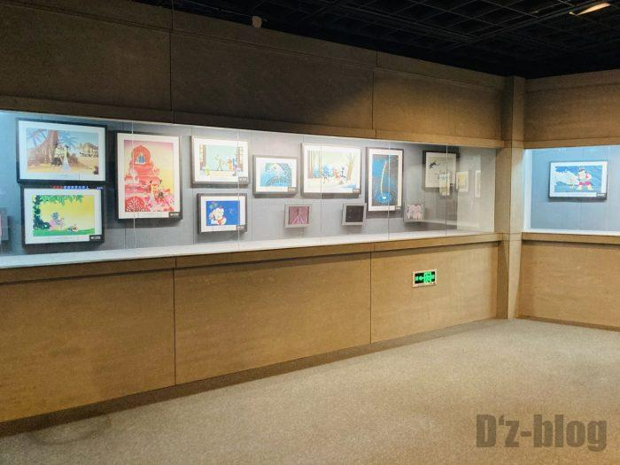 上海漫画博物館館内㉖