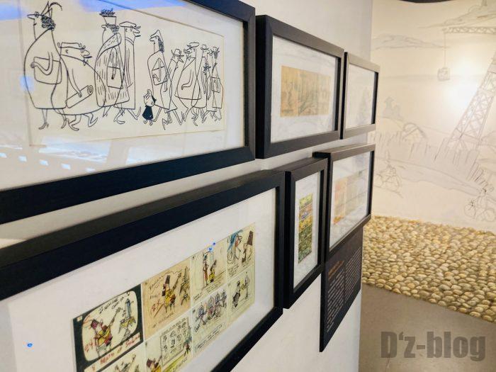 上海漫画博物館館内53