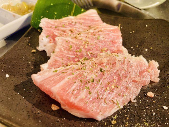 上海焼肉ひこぞうお肉⑤