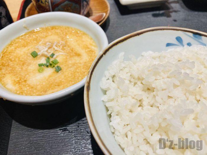 上海紋兵衛とろろご飯