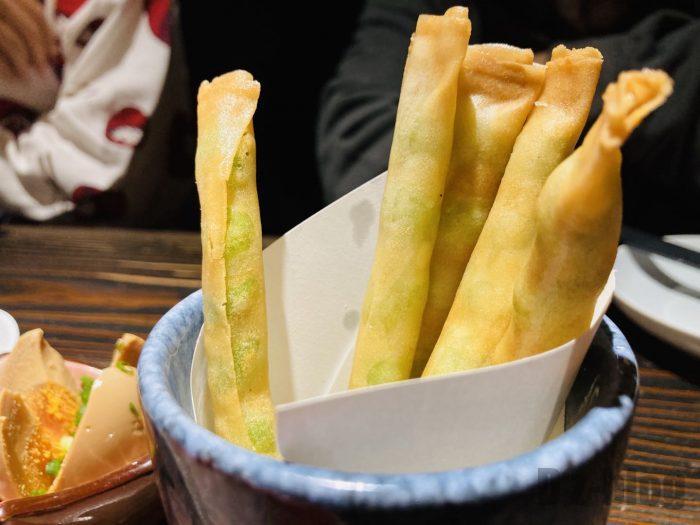 上海花月枝豆スティック