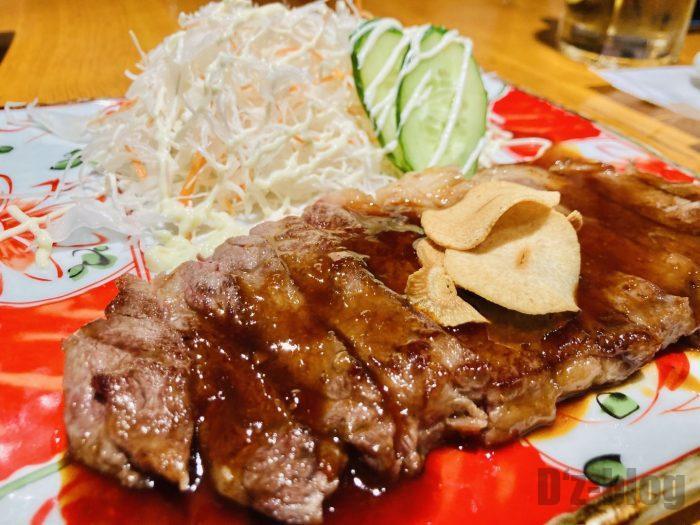 上海銀平ステーキ