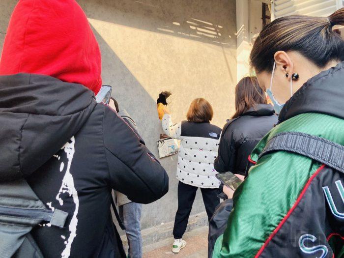 上海HINICHIJYOU非日常カフェ③