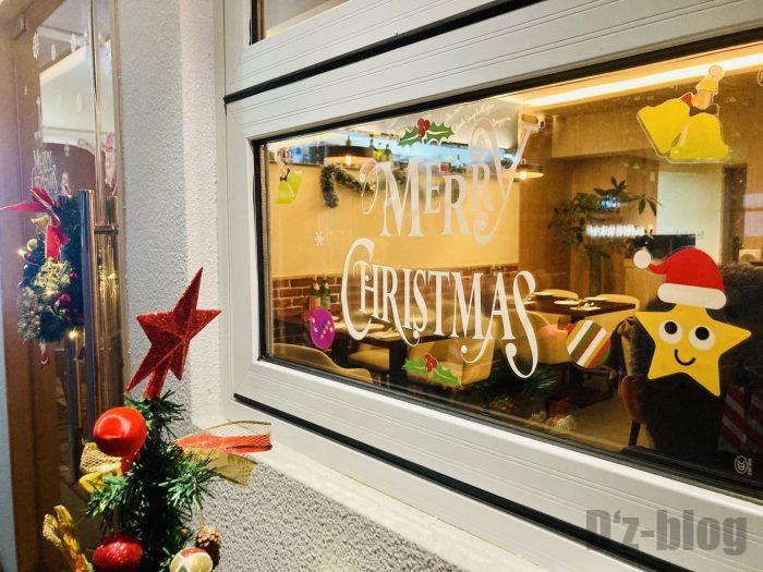 上海BAROLO店舗窓