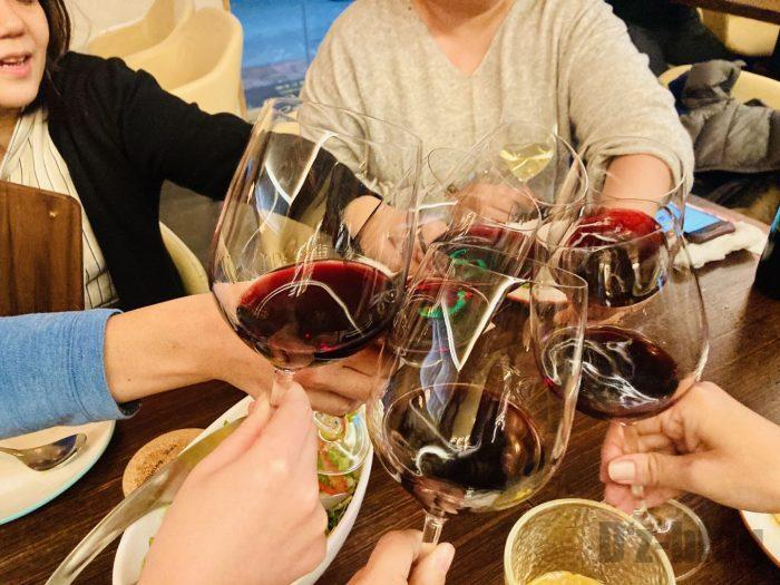 上海BAROLO赤ワイン②