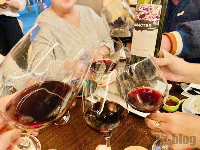 上海BAROLO赤ワイン③