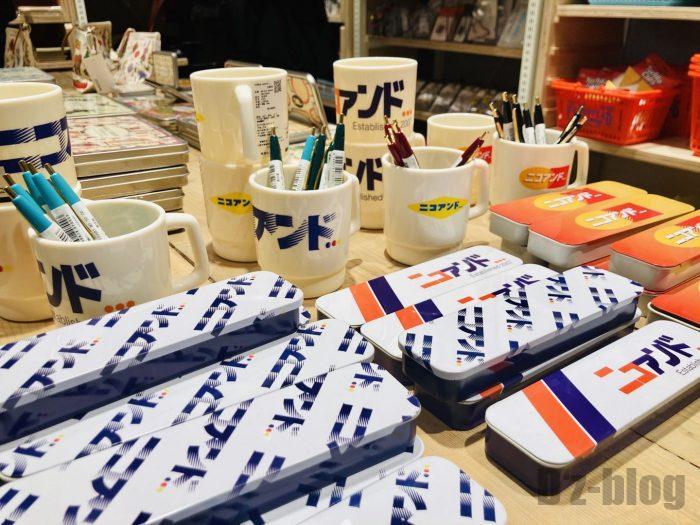 上海nikoand店内62