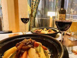 上海TajineMoroccan料理全体