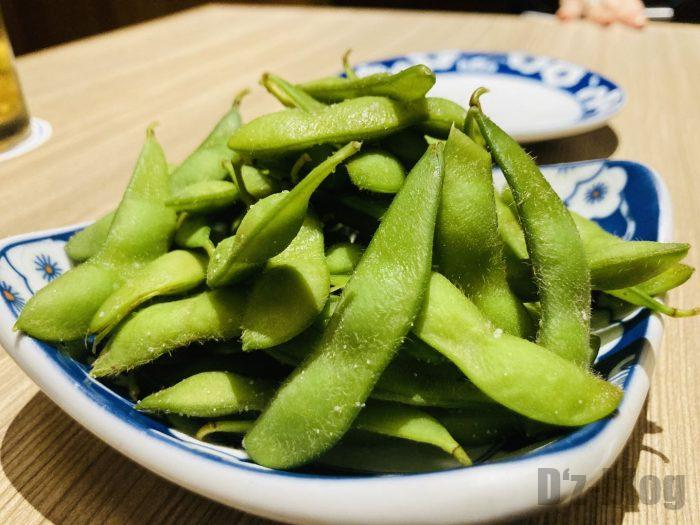上海小山枝豆