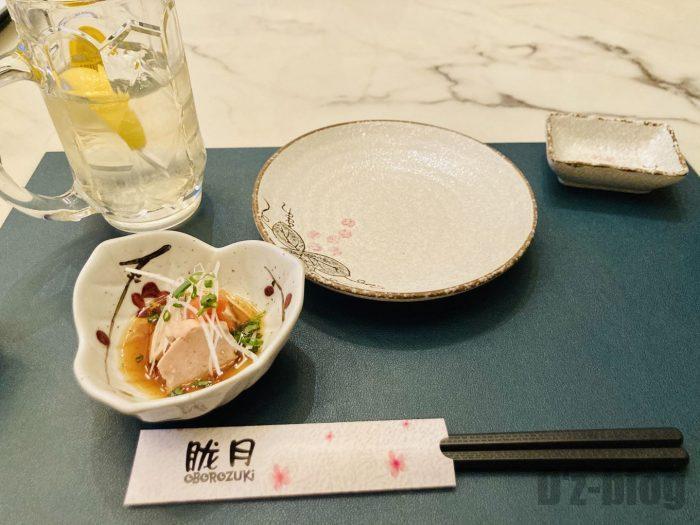 上海朧月テーブルセット