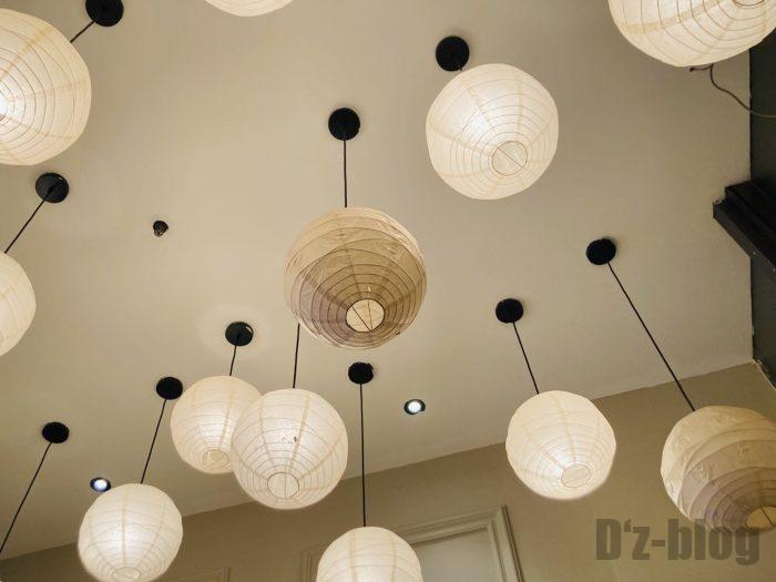 上海朧月個室天井