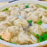 上海老上海小ワンタン