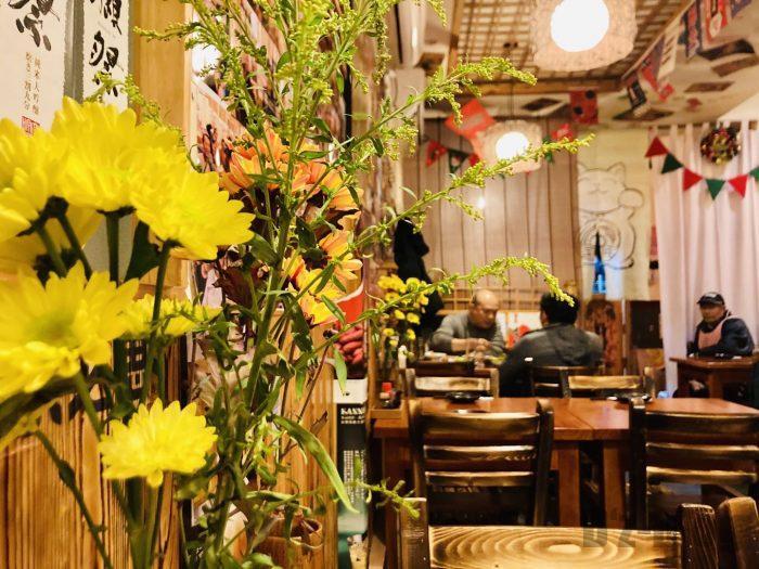 上海花ちゃんの台所店内