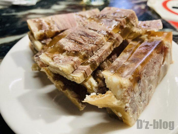 上海蔵書羊肉切肉