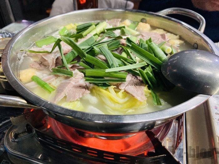 上海蔵書羊肉羊鍋