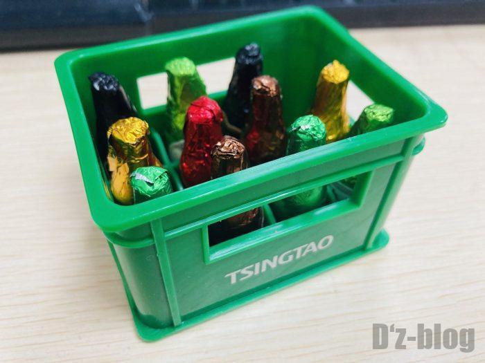 青島のお土産チョコレート