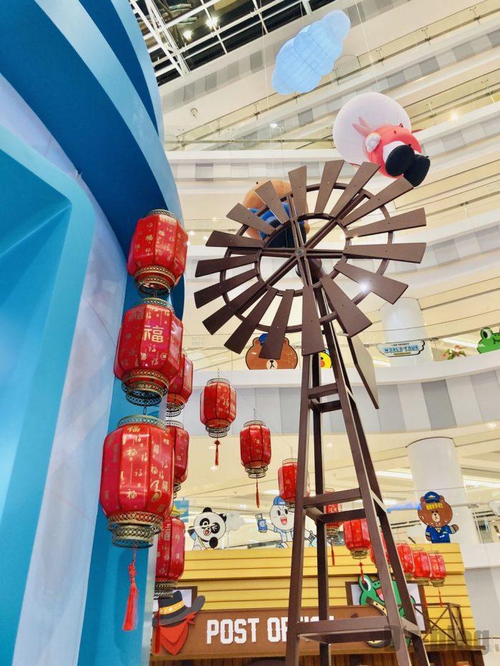 上海南丰城LINEイベント㉖