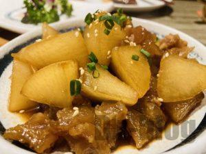 上海味季牛筋大根