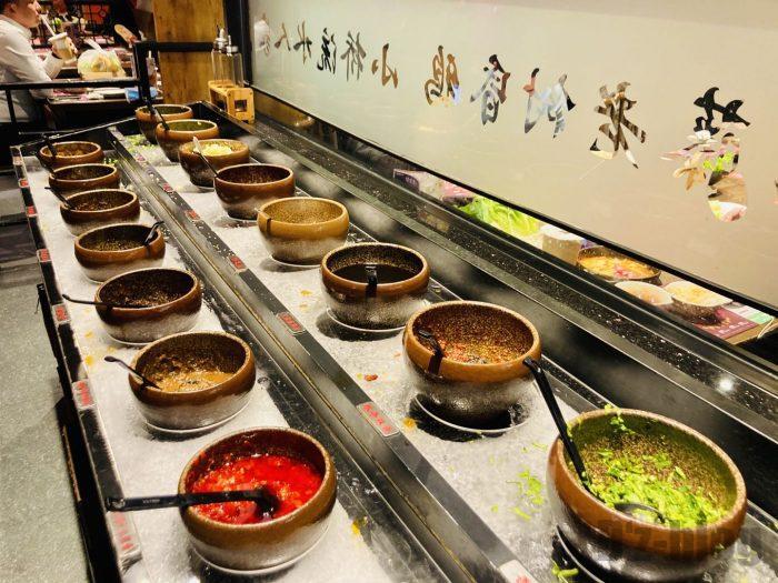 上海呷哺呷哺調味料