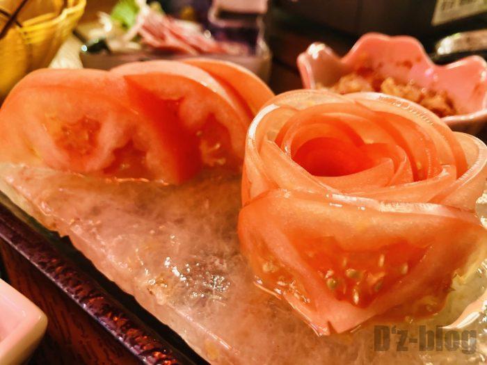 上海舌助トマトスライス