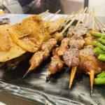 上海大成活海鮮烧烤串