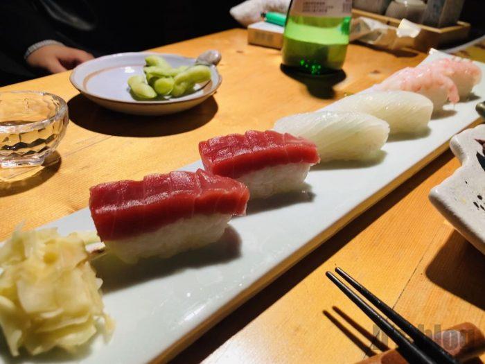 上海お箸お寿司