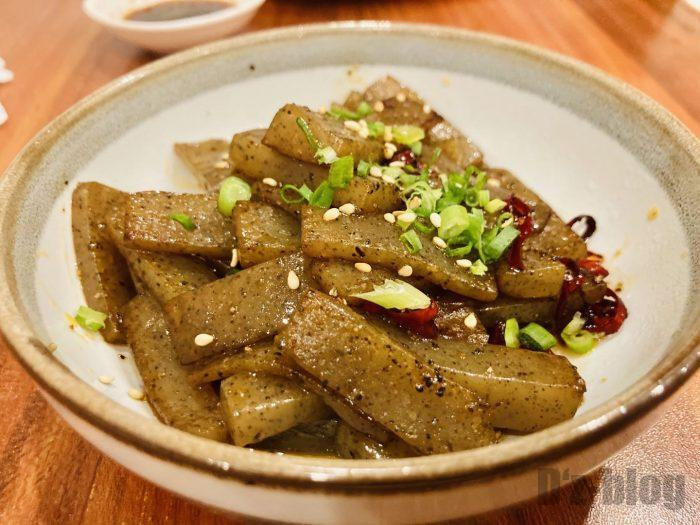 上海はままつこんにゃく甘辛煮
