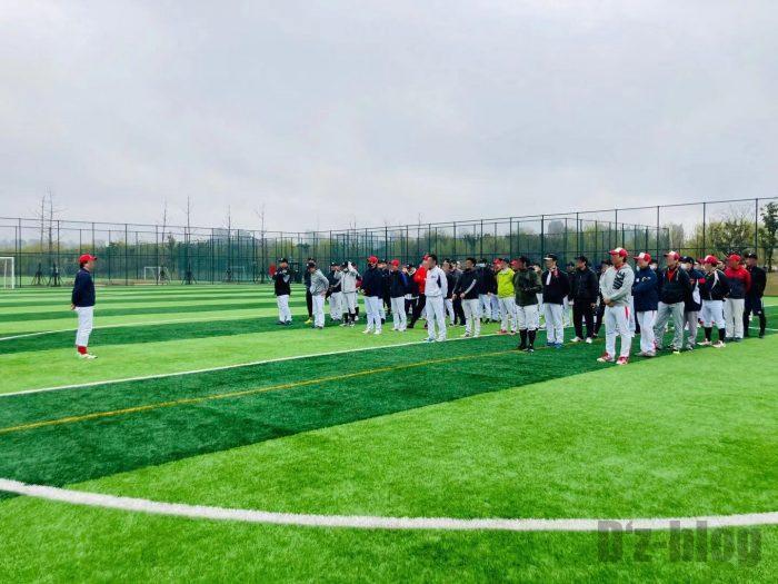 上海ソフトボール開会式①