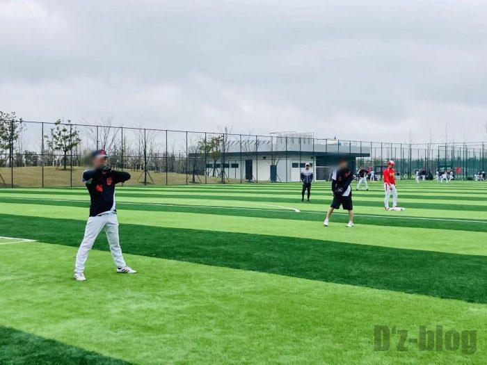 上海ソフトボール
