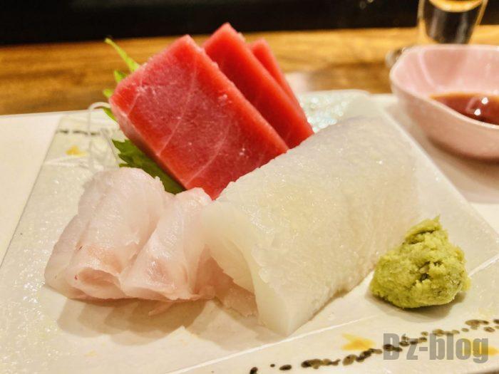 上海寿司萬お刺身