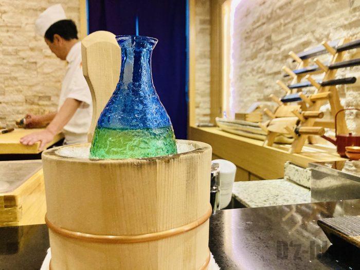 上海寿司萬日本酒