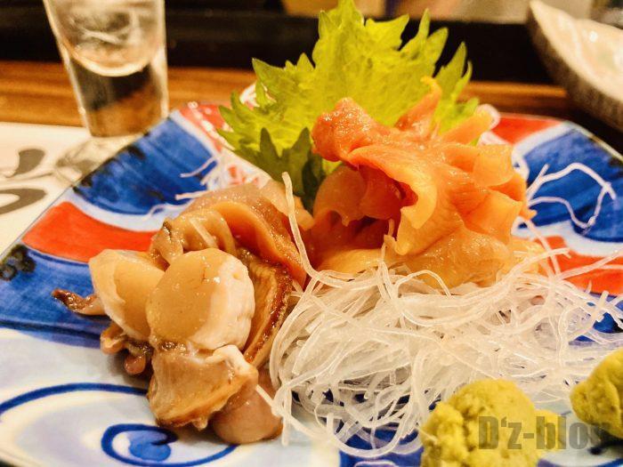 上海寿司萬赤貝