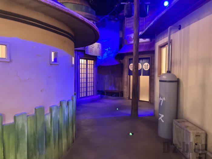 上海火影忍者世界館内⑬