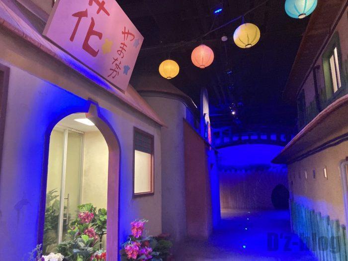 上海火影忍者世界館内⑭