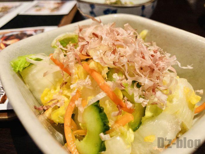 上海白菜の浅漬け