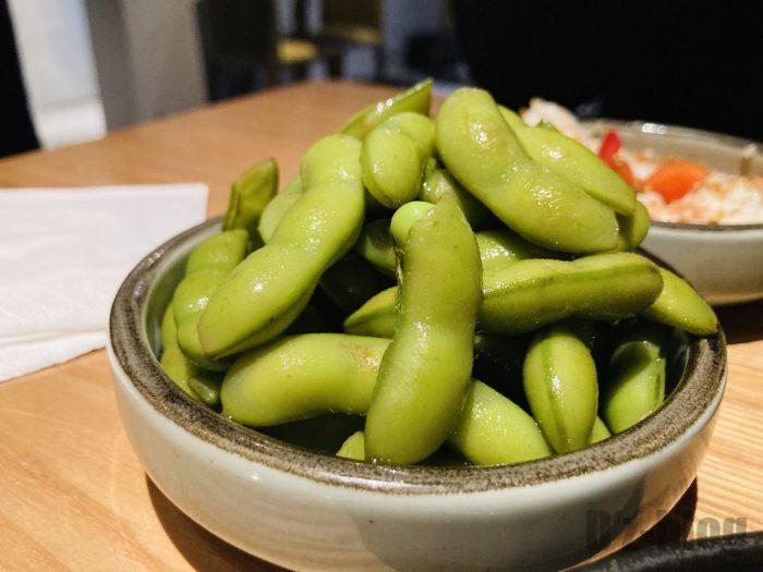 上海酒暖人間枝豆