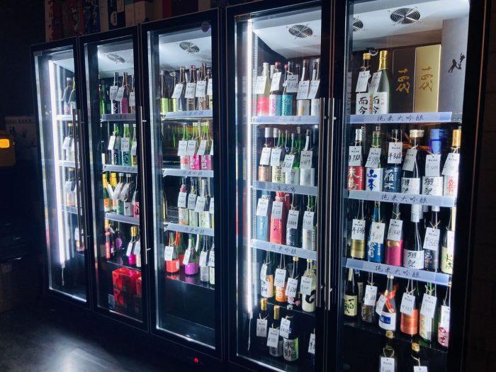 上海酒暖日本酒①