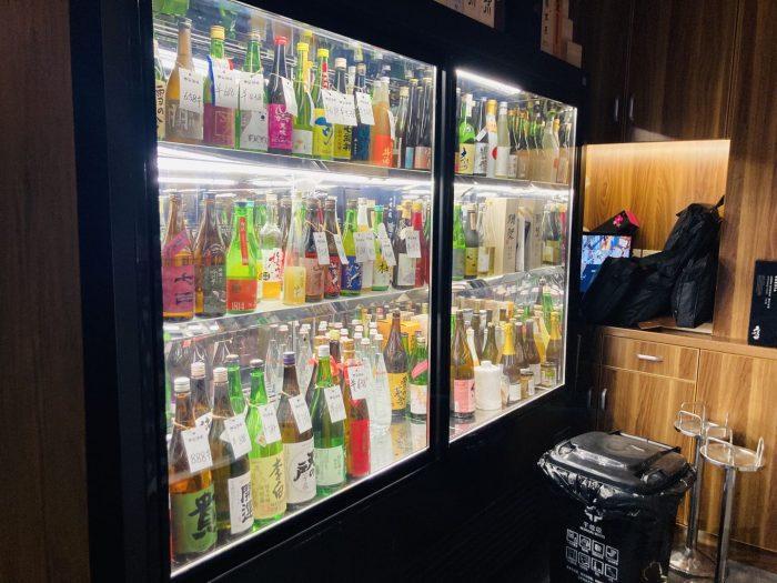 上海酒暖日本酒②