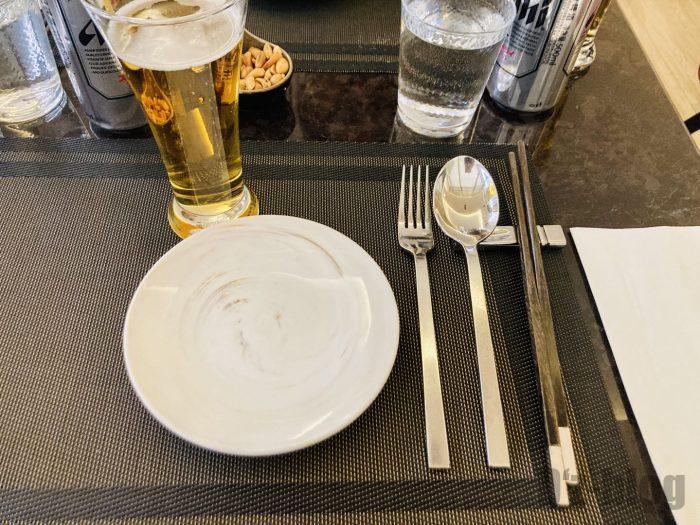 上海THEPAWONテーブルセット